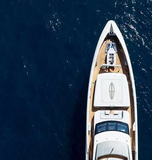Yacht hybrid types