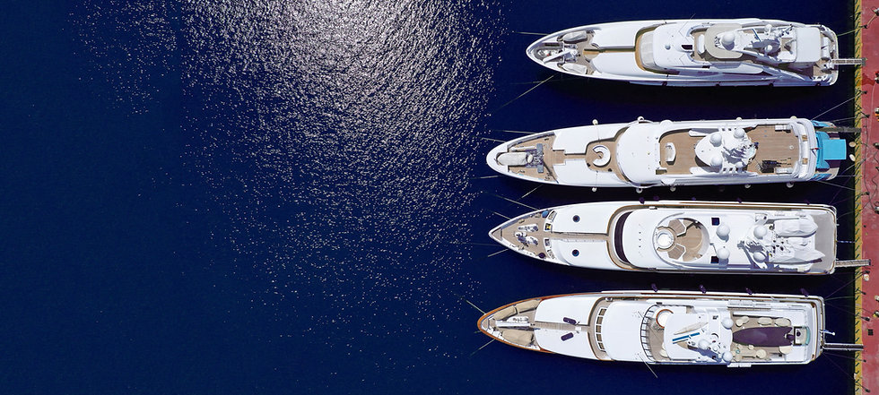 Hybrid Yacht advantages