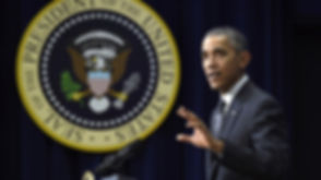 Ignace Meuwissen President Obama