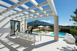 Stylish Villa with Sea View