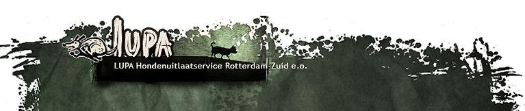 Hondenuitlaatservice Lupa Rotterdam Zuid