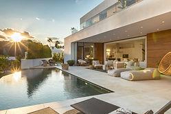 Architectural Villa