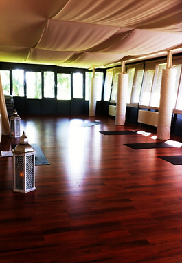 Yes! Mindfulness zaal, yogacentrum Njoyoga, Spijkenisse