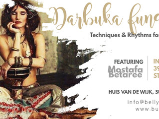 Darbuka workshop 13th of december 2018