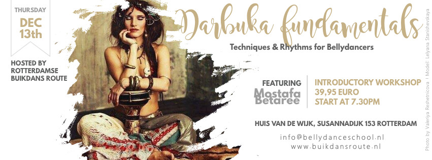 darbuka workshop 13 december 2019