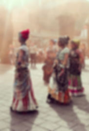 Maya Acid Verborgen Schat van de Buikdans Route