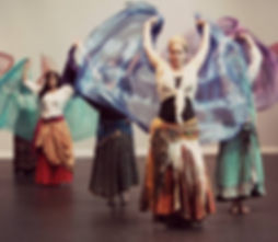 Buikdansen Nadiya Leerlingen