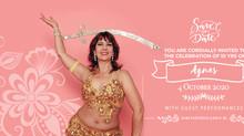 Feest! 10 Jaar Agnes Oriental Dance.