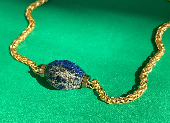 Colar Lapis Lazuli - Lapis Lazuli Necklace