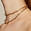 Thumbnail: Elos Necklace - Gold Filled