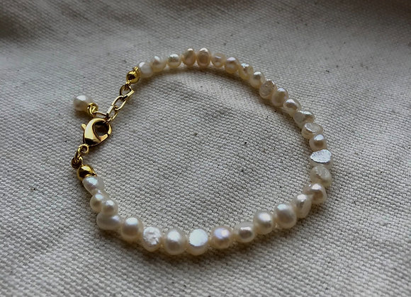 Mini Pearls -  Bracelet