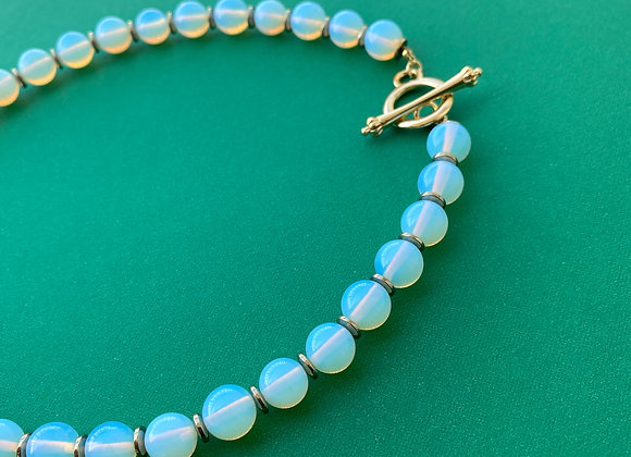 Colar Opala - Opal Necklace