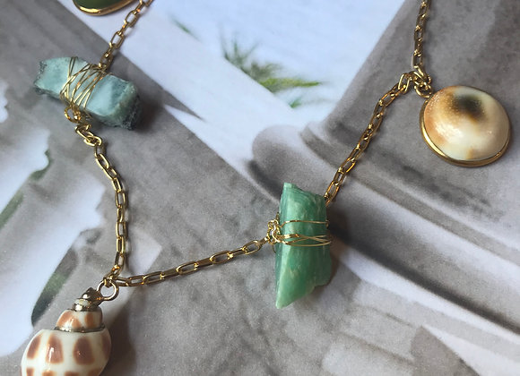 Colar Time - Time Necklace