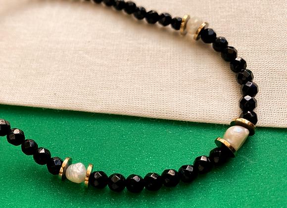 Colar Turmalina Negra - Black Tourmaline Necklace