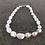 Thumbnail: Aqua Pearl Necklace - Large Pearls
