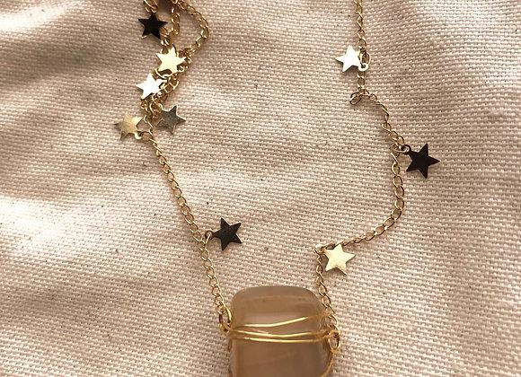 Coroa Necklace - Moon Stone