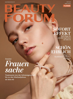 Beauty Forum Cover