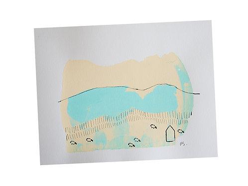 Mono Print, 9