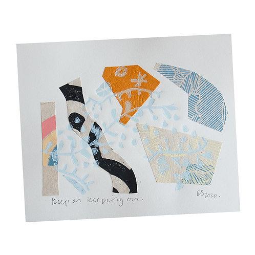 Collage Print, 2