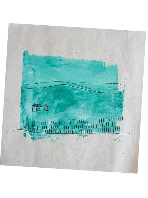 Mono Print, 6