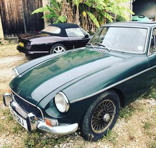 British GT's