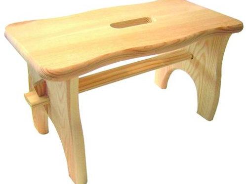 Sgabelli blinky legno mod. Loto alto 40 x 20 x 22 h.