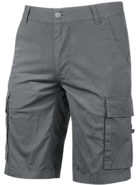 Pantalone corto U-power grigio summer.