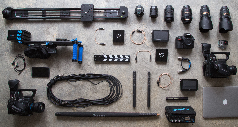 Filming Kit