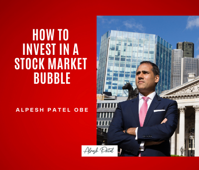 How to Invest in a Stock Market Bubble