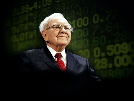 Warren Buffett Just Bought These Stocks