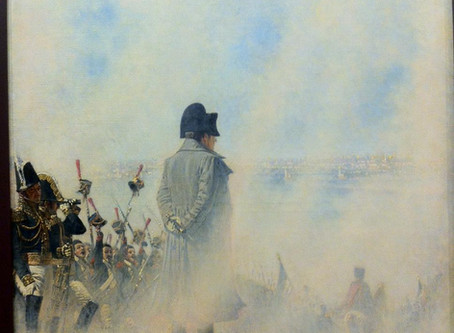 What Napoleon Taught Me In Moscow