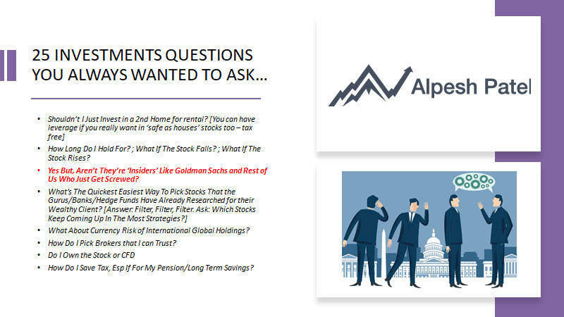 Alpesh Patel on Investing—Questions You Want Answered