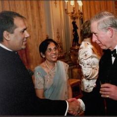 Outstanding work of British Asian Trust.