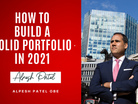 How to Build a Solid Portfolio In 2021