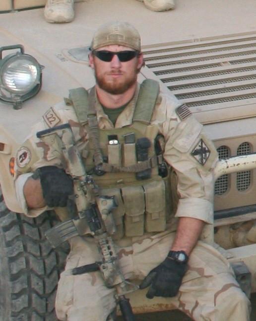 Local Navy Seal fallen hero