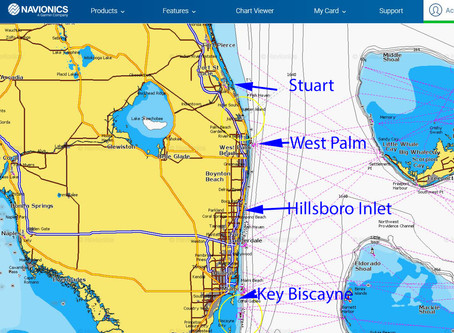 From Stuart To the Florida Keys and Back