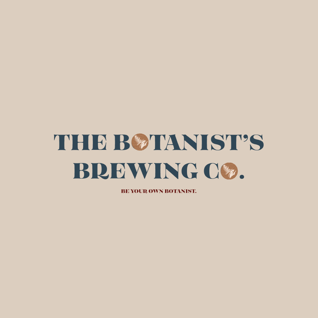 The Botanist's Brewing Co Secondary Logo