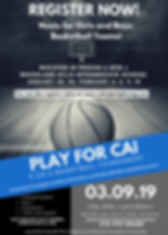 Play for Cai Registration Dates Flyer_20