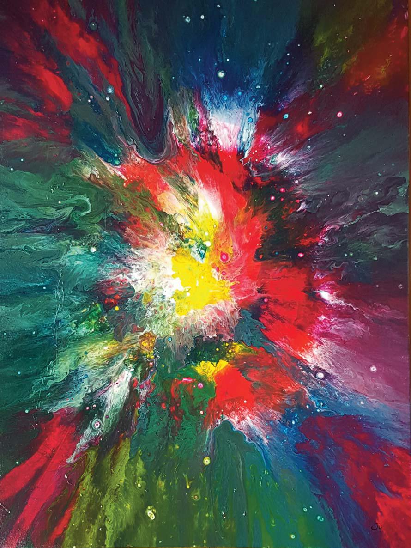 Big Bang 30x40 2019