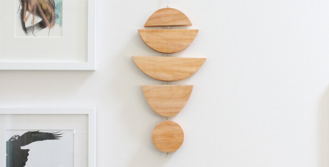 Maple Kofi Wall Hanging