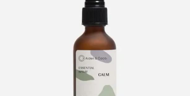 calm essential spray
