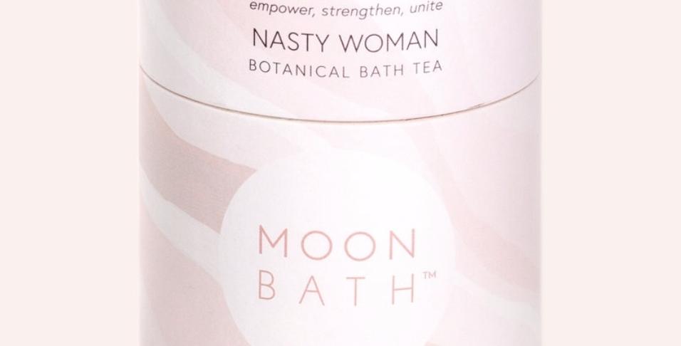 nasty woman bath tea