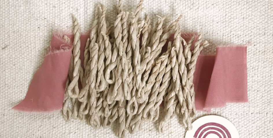 rope incense - himalayan cedar