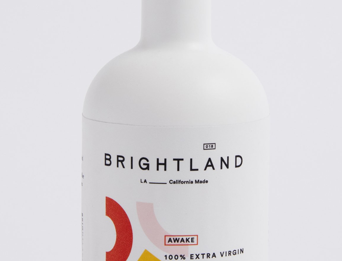 brightland AWAKE 100% extra virgin olive oil