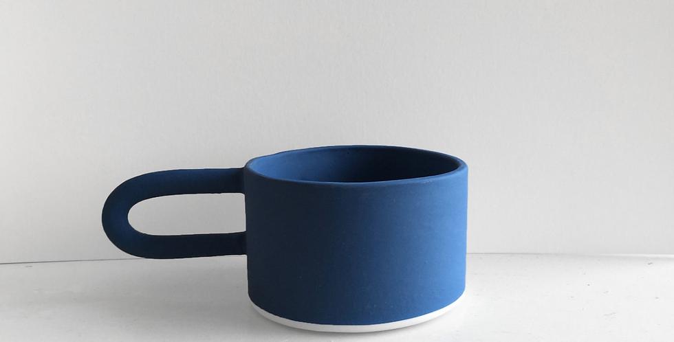 harpin mug - cobalt