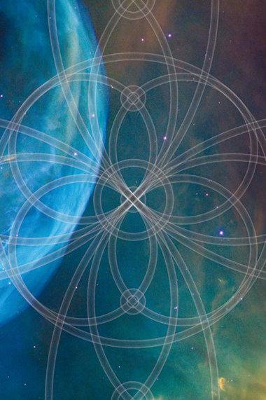 Nebula Yoga Mat