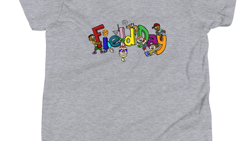 Youth Short Sleeve T-Shirt Field Day