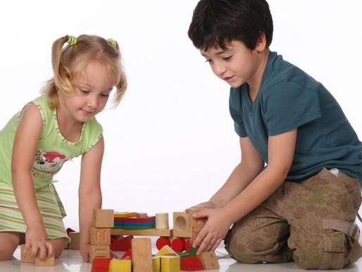 התפתחות מינית של ילדים