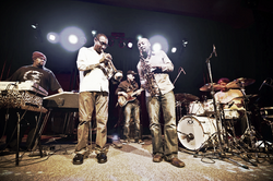 Poogie Bell Band, 2012