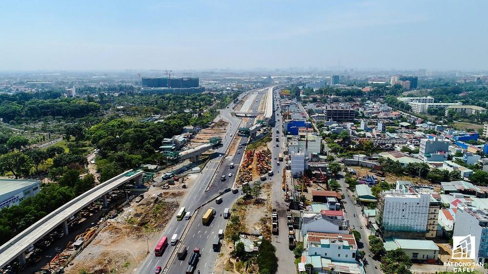 Hệ thống hạ tầng giao thông chưa đồng bộ và đứt gãy